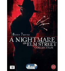 Nightmare on Elm Street Collection, A (8-disc) - DVD