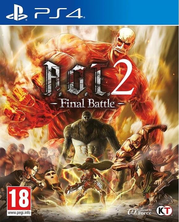 Attack on Titan 2 (A.O.T. 2) Final Battle