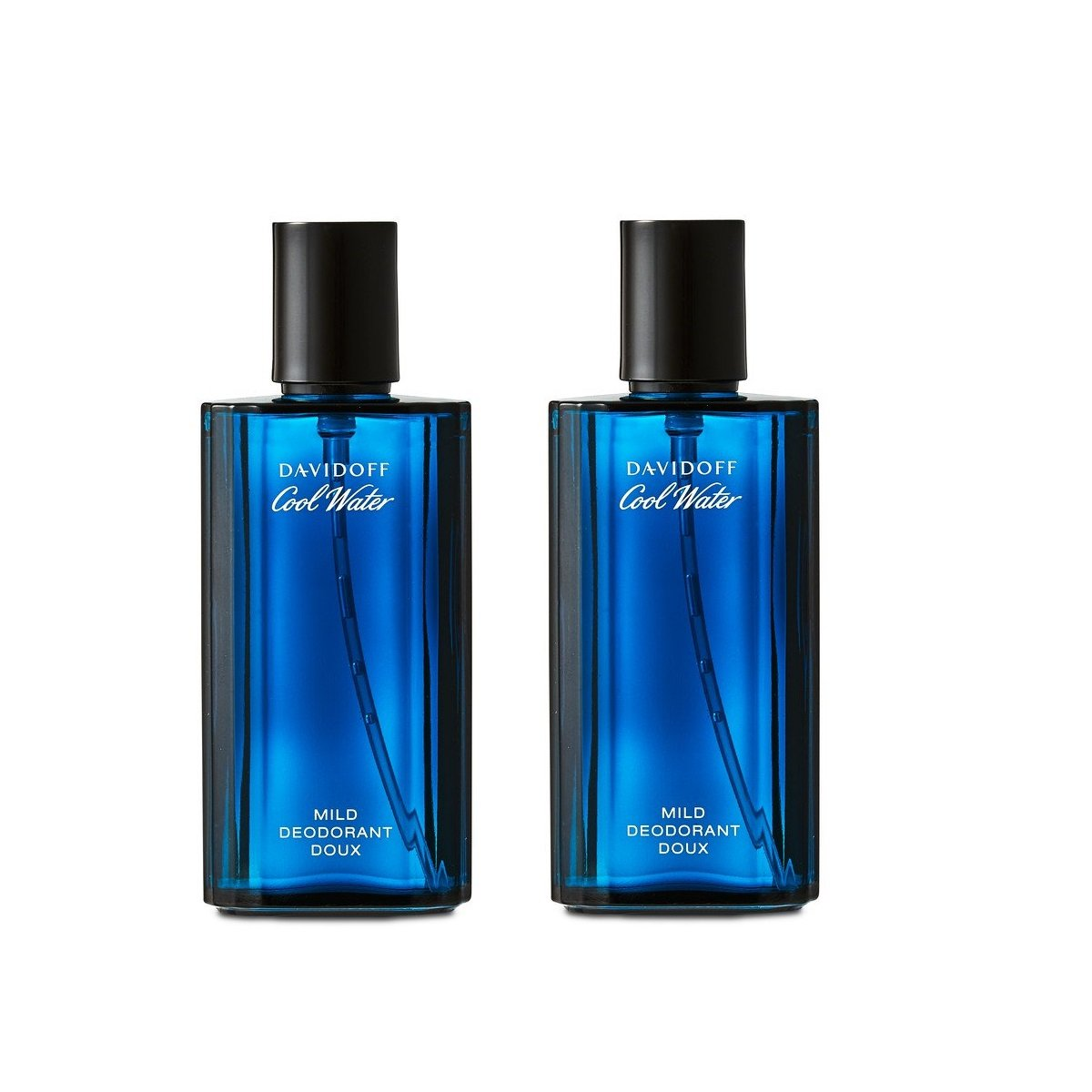 Davidoff - 2x Cool Water Man Deo Spray 75 ml