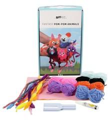 DIY Kit - Funny Friends - Pom-Pom Animals (97042)