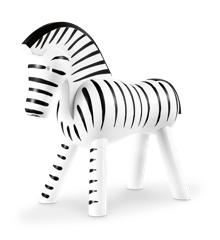 Kay Bojesen - Zebra black/white (39421)