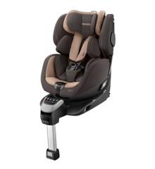 Recaro - Zero.1 i-size Car Seat incl Base (0-18 kg)- Dakar Sand