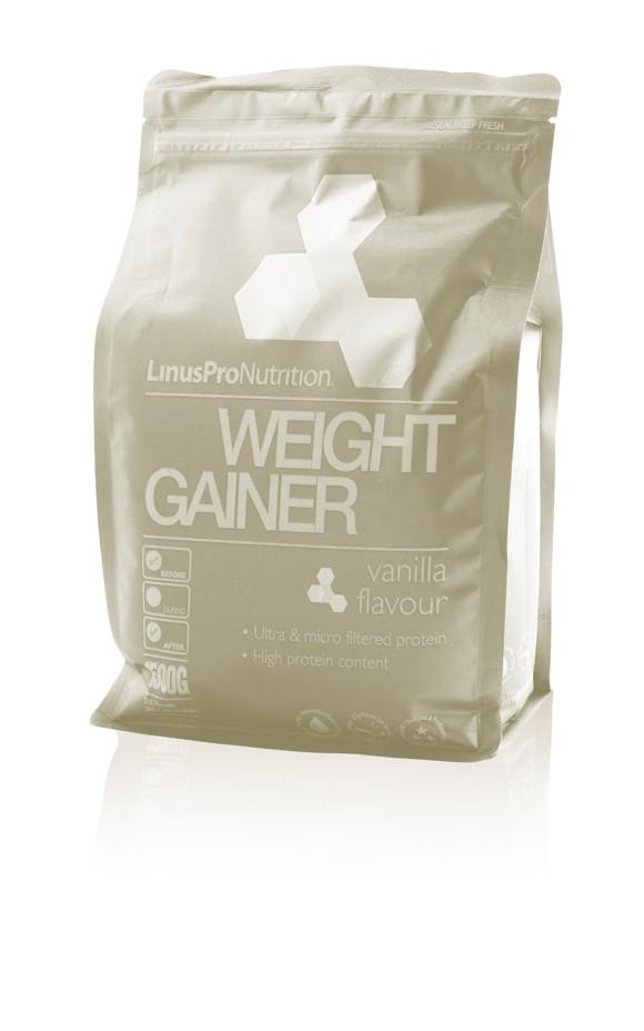 LinusPro Weight Gainer - Vanilla - 1,5 Kg