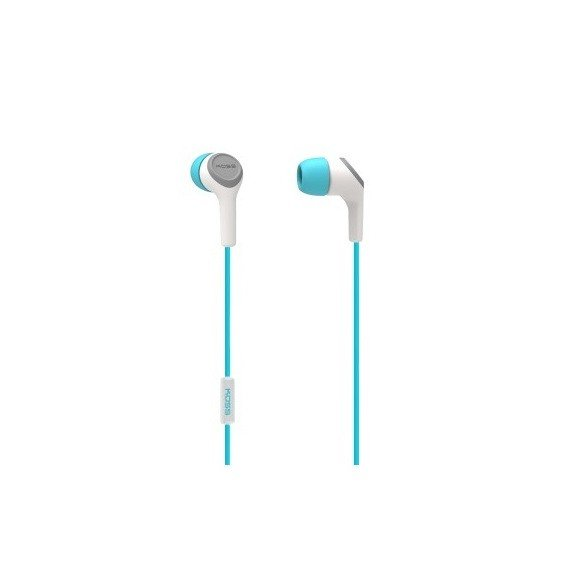 Koss - KEB15iT In-ear headset with mic, turqouise