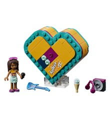 LEGO Friends - Andreas hjerteæske