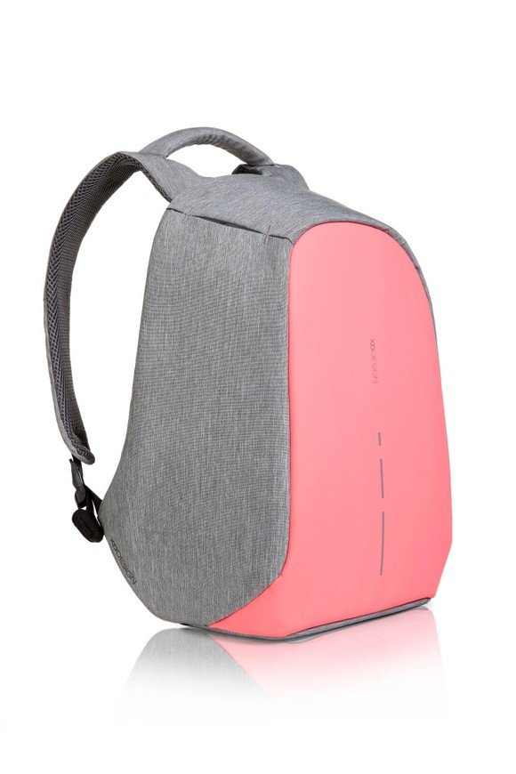 XD Design - Bobby Compact Anti-Theft-Backpack - Coralette (p705.534)
