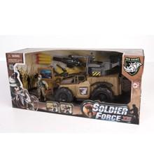 Soldier Force - Rhino Dasher Militærkøretøj