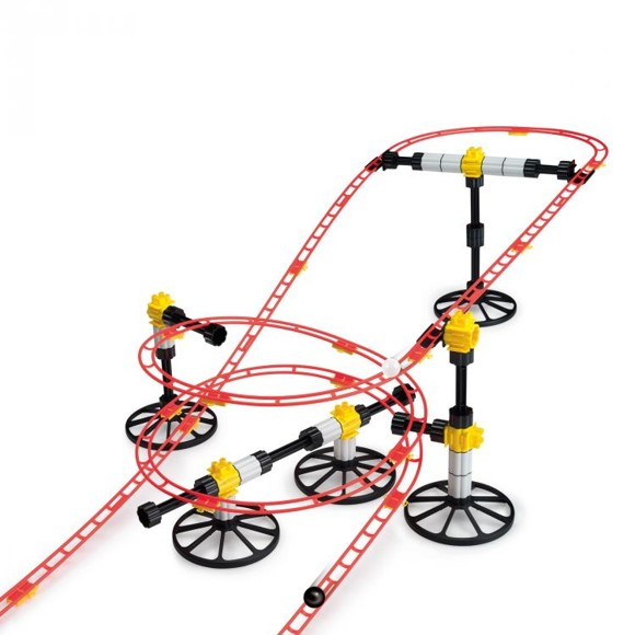 Quercetti - Roller Coaster - Mini Rail (28643000)