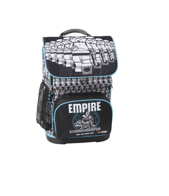 LEGO School - Optimo School Bag Set - Star Wars - Stormtrooper (20014-1829 )
