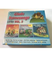 Glade Børnesange vol 5 - 3 CD