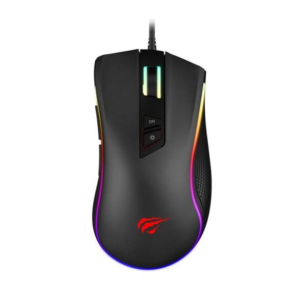 HAVIT HV-MS300 RGB backlit programmale gaming mouse