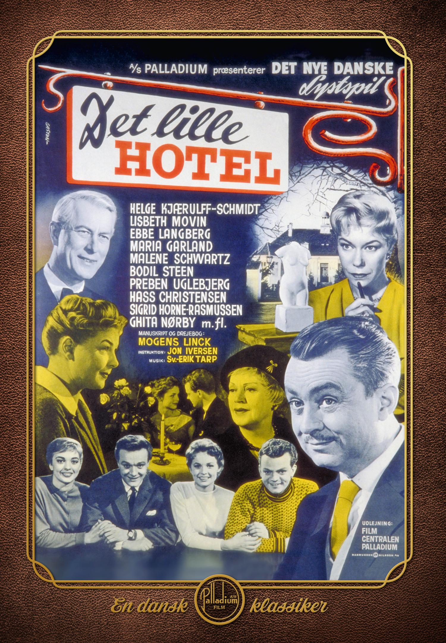 Det lille Hotel - DVD