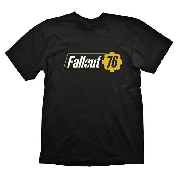 """Fallout  T-Shirt """"76 Logo"""" S"""