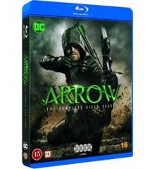 Arrow - Sæson 6