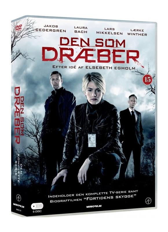 Den Som Dræber - Den Komplette Boks - DVD