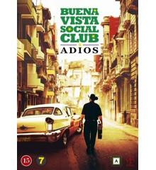 Buena Vista Social Club: Adios - DVD