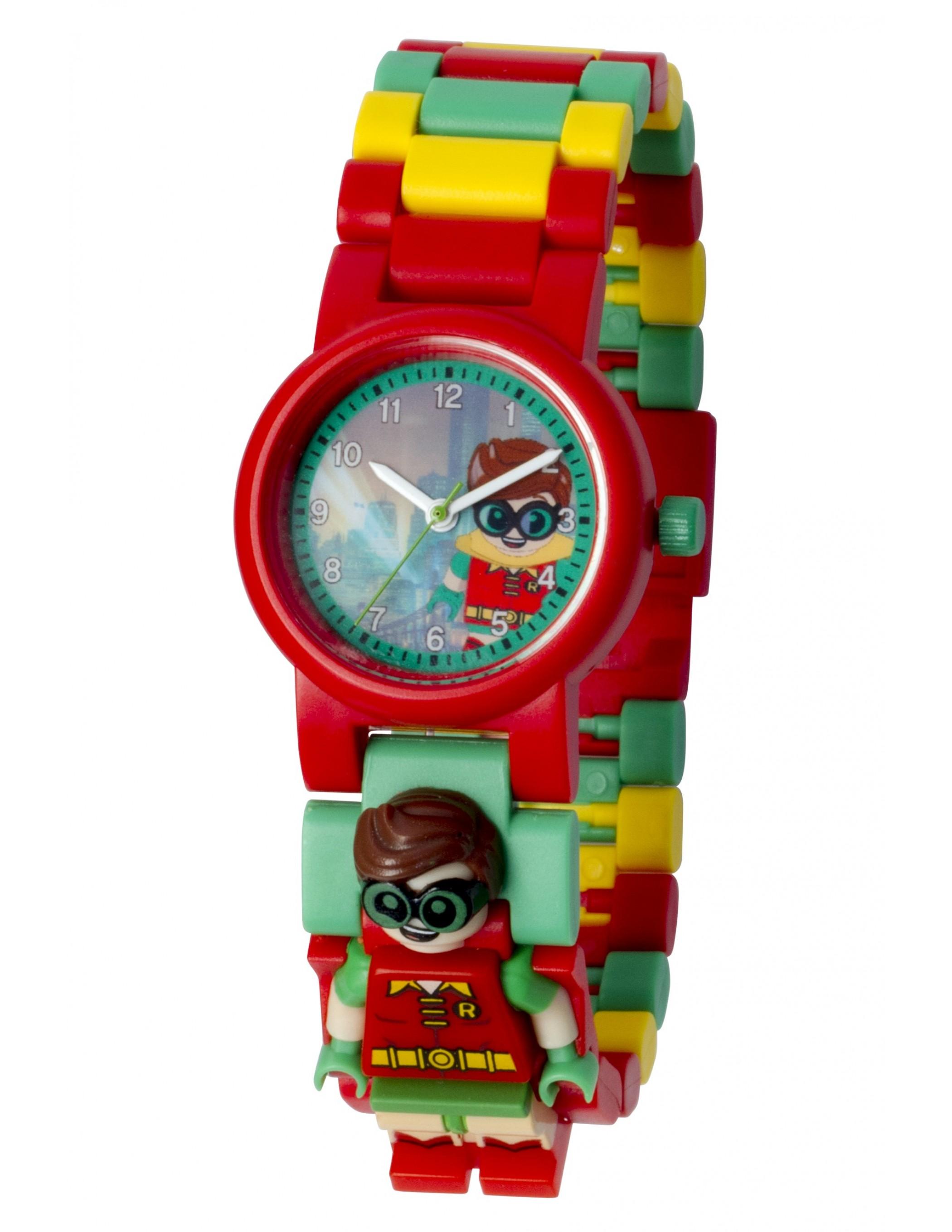 Buy LEGO - Kids Link Watch - Batman Movie - Robin with ...