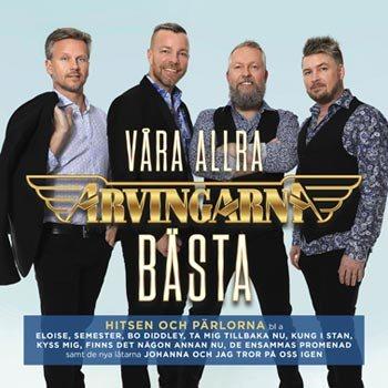 Arvingarna/Vara Allra Basta - CD