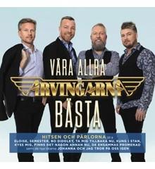 Arvingarna/Våra Allra Bästa - CD
