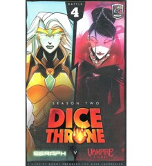 Dice Throne - Season 2 - Vampire Lord v. Seraph (ROX605)