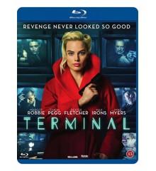 Terminal (Margot Robbie)(Blu-Ray)