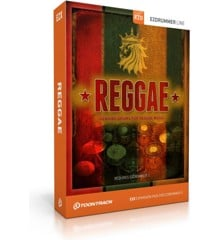 Toontrack - EZX Reggae - Expansion Pack For EZdrummer (DOWNLOAD)