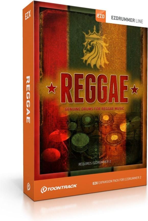 Toontrack - EZX Reggae - Expansion Pack For EZdrummer (DOWNLOAD)