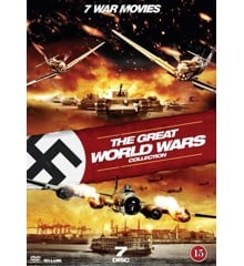 Great World Wars Collection, The (7 movies) - DVD