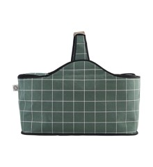 House Doctor - Cooling Bag - Green Check (NS0820)