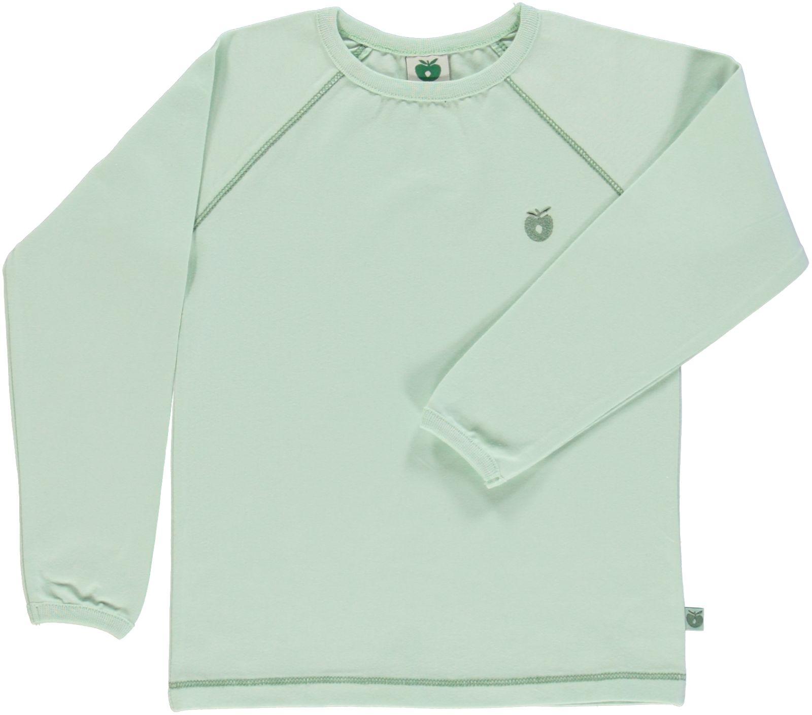 Småfolk - Organic Basic Longsleved T-Shirt - Spray