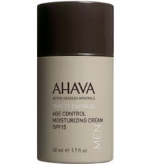 AHAVA - Men Age Control Moisturizing Cream SPF-15  50 ml