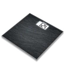 Beurer - GS203 Glass Bathroom Scale Skifer - 5 Years Warranty