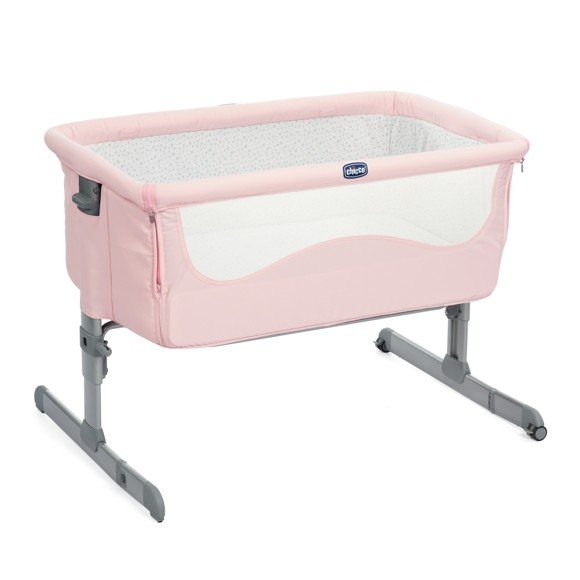 Chicco - Next2Me Crib - French Rose