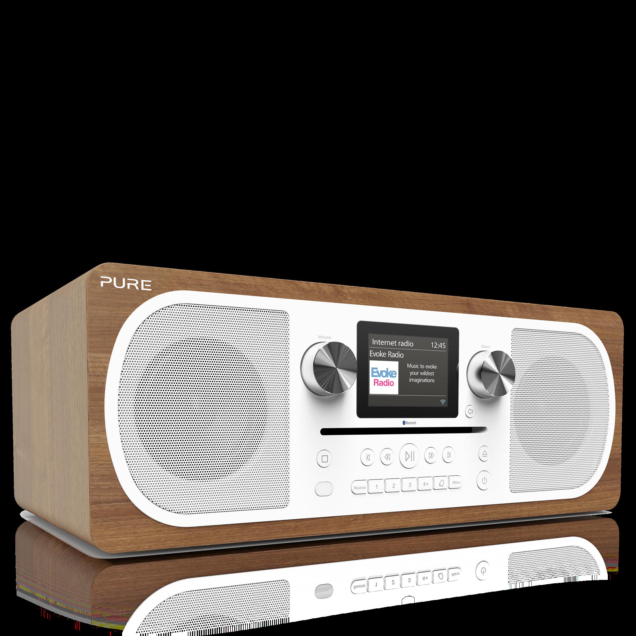Pure - Evoke C-F6 BT DAB+ Radio