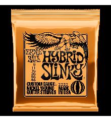 Ernie Ball - Hybrid Slinky - Strenge Sæt Til Elektrisk Guitar (009-046)
