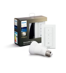 Philips Hue - E27  Kabelloses Dimmer-Kit - Bluetooth