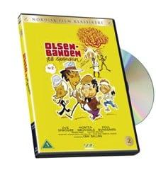 Olsen Banden 2 - På spanden - DVD