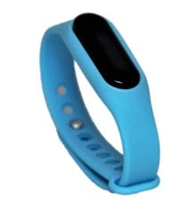 Go-tcha Wristband Blue Strap