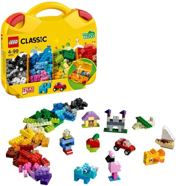 LEGO Classic - Creative Suitcase (10713)
