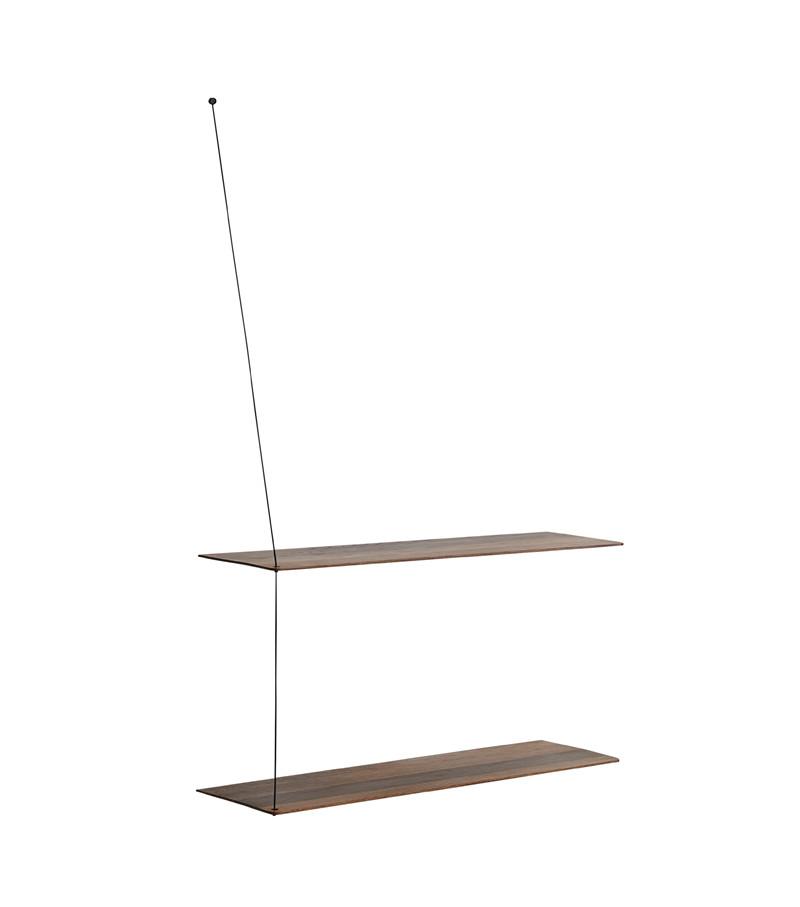 Woud - Stedge Shelf 2.0 - Smoked Oak (140013)