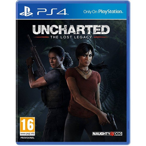 Uncharted: The Lost Legacy (Nordic)