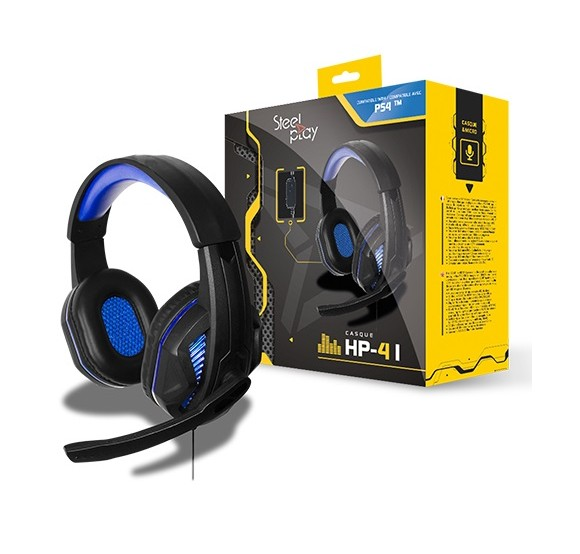 Steelplay HP-41 Wired Gaming Headset