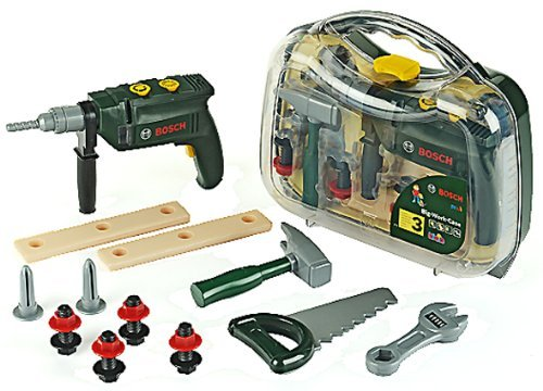 Klein - Bosch - Kids Big  Tool Case (KL8416)