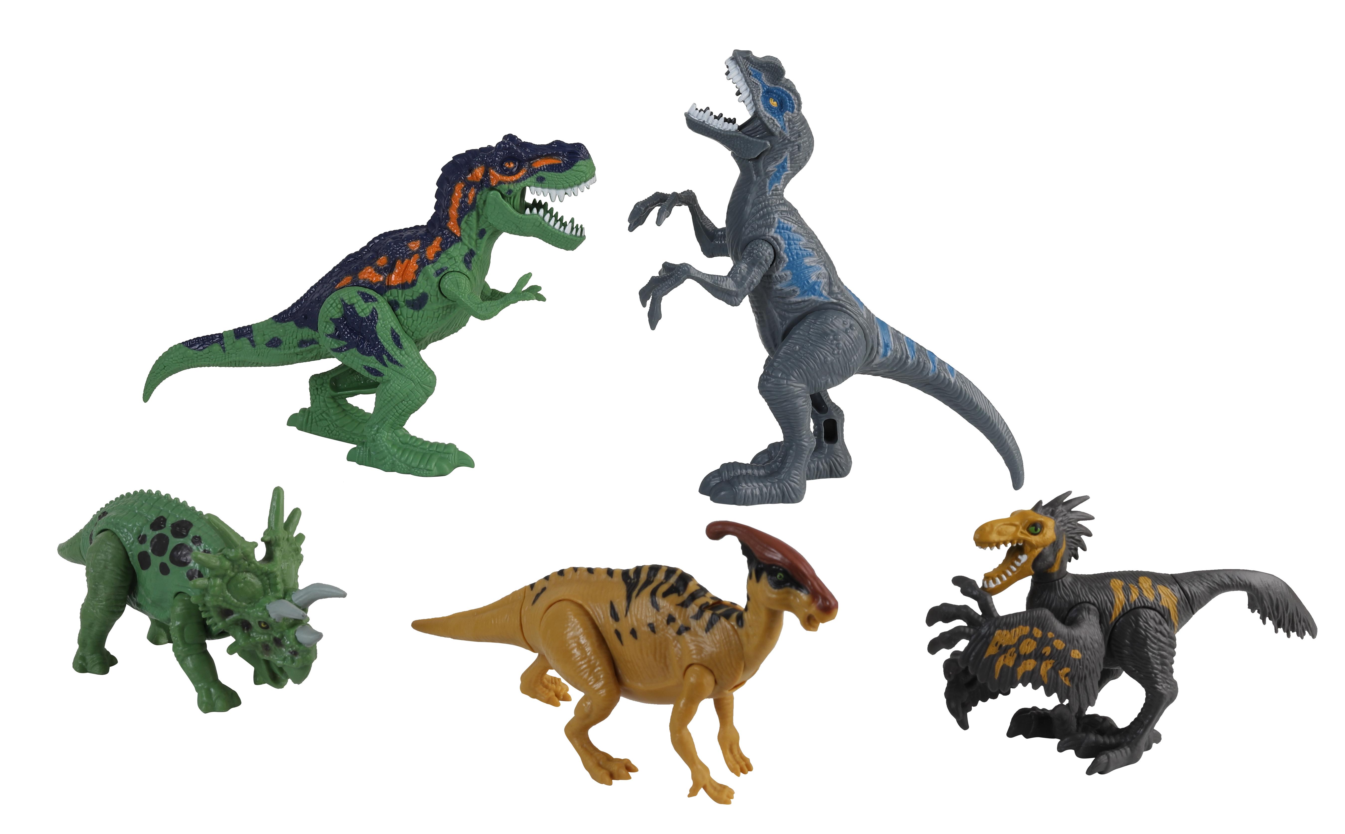 Dino Valley - Dinosaur Group Set (542017)