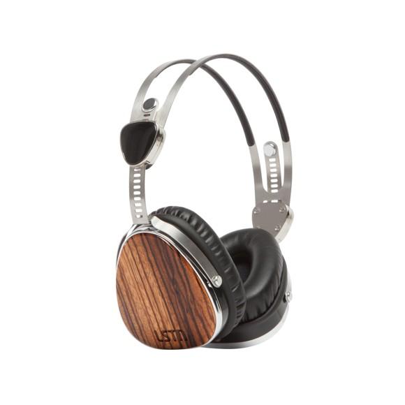 LSTN - Troubadour Headphones - Zebra
