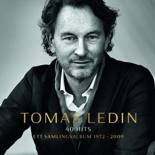 Ledin Tomas/40 Hits 1972-2009 - CD