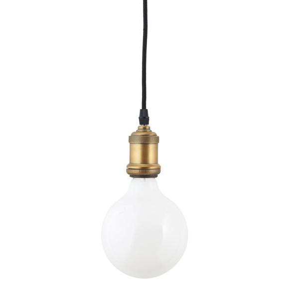 House Doctor - LED Bulb - White (Gd0210)