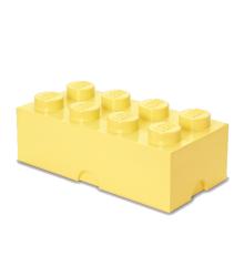 Room Copenhagen - LEGO Opbevaringskasse Brick 8 - Cool Gul