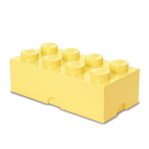 Room Copenhagen - LEGO Storeage Brick 8 - Cool Yellow (40041741)