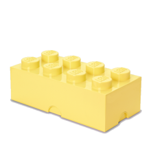 Room Copenhagen - LEGO Storeage Brick 8 - Cool Yellow (40041741)